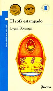 EL SOFA ESTAMPADO (SERIE AZUL)
