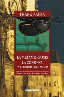 LA METAMORFOSIS - LA CONDENA EN LA COLONIA...