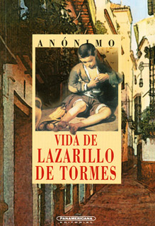 VIDA DE LAZARILLO DE TORMES