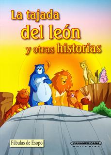 LA TAJADA DEL LEON Y OTRAS HISTORIAS