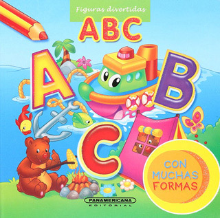 ABC CON MUCHAS FORMAS (FIGURAS DIVERTIDAS)