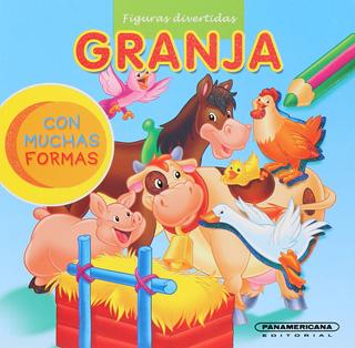 GRANJA CON MUCHAS FORMAS (FIGURAS DIVERTIDAS)