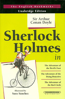 SHERLOCK HOLMES IN... THE ADVENTURE OF THE DEVILS...