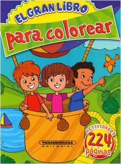 EL GRAN LIBRO PARA COLOREAR TOMO 2