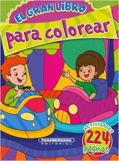 EL GRAN LIBRO PARA COLOREAR TOMO 3