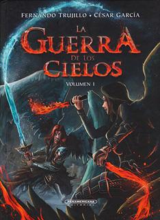LA GUERRA DE LOS CIELOS VOLUMEN 1