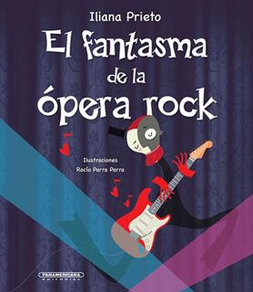 EL FANTASMA DE LA OPERA ROCK