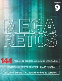MEGARETOS NUMERO 9 (DESAFIOS DE INGENIO,...