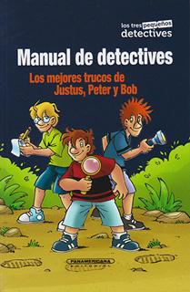 MANUAL DE DETECTIVES: LOS MEJORES TRUCOS DE...