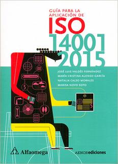 GUIA PARA LA APLICACION DE ISO 14001:2015