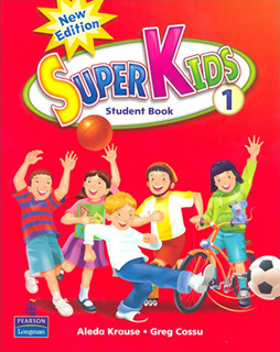 SUPER KIDS 1 STUDENTS BOOK