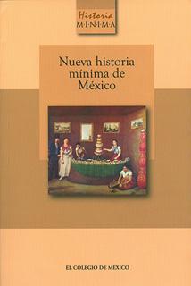 NUEVA HISTORIA MINIMA DE MEXICO