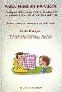 PARA HABLAR ESPAÑOL: ESTRATEGIAS LUDICAS PARA...
