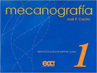 MECANOGRAFIA 1 CURSO