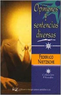 OPINIONES Y SENTENCIAS DIVERSAS