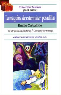 LA MAQUINA DE EXTERMINAR PESADILLAS