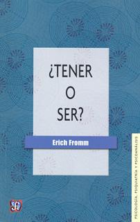 ¿TENER O SER?