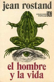 EL HOMBRE Y LA VIDA