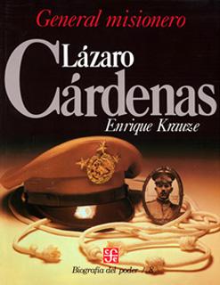 BIOGRAFIA DEL PODER NO. 8: LAZARO CARDENAS