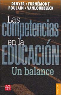 LAS COMPETENCIAS EN LA EDUCACION: UN BALANCE