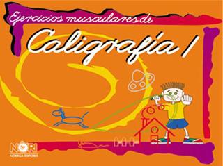 EJERCICIOS MUSCULARES DE CALIGRAFIA 1