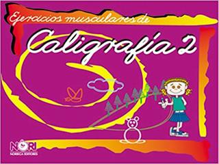 EJERCICIOS MUSCULARES DE CALIGRAFIA 2