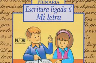 ESCRITURA LIGADA: MI LETRA 6