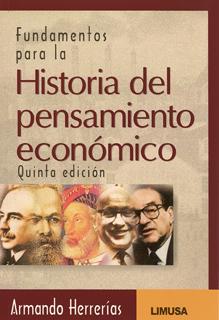 FUNDAMENTOS PARA LA HISTORIA DEL PENSAMIENTO ECONOMICO
