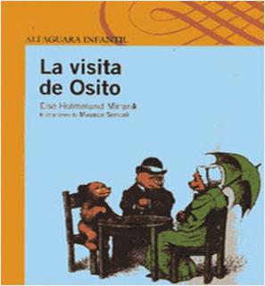 LA VISITA DE OSITO (SERIE AMARILLA)