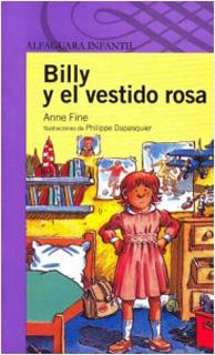 BILLY Y EL VESTIDO ROSA (SERIE MORADA)