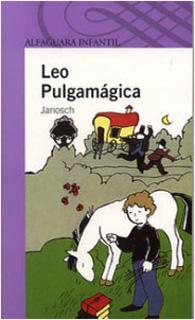 LEO PULGAMAGICA (SERIE MORADA)