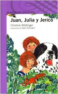 JUAN, JULIA Y JERICO (SERIE MORADA)