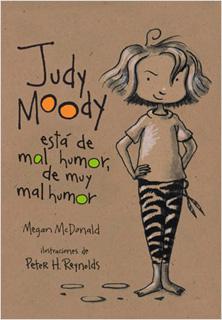 JUDY MOODY ESTA DE MAL HUMOR, DE MUY MAL HUMOR