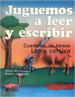 JUGUEMOS A LEER Y ESCRIBIR: CUADERNO DE TAREAS...