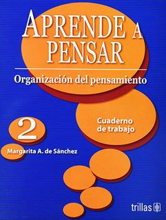 APRENDER A PENSAR 2 CUADERNO DE TRABAJO:...