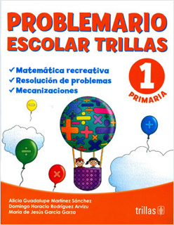 PROBLEMARIO ESCOLAR TRILLAS 1