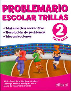 PROBLEMARIO ESCOLAR TRILLAS 2