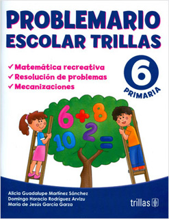 PROBLEMARIO ESCOLAR TRILLAS 6