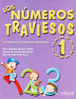 LOS NUMEROS TRAVIESOS 1
