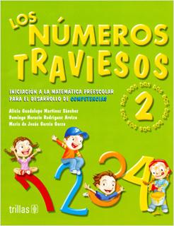 LOS NUMEROS TRAVIESOS 2