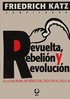 REVUELTA, REBELION Y REVOLUCION