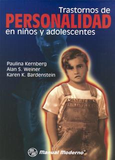 TRASTORNOS DE PERSONALIDAD EN NIÑOS Y ADOLESCENTES