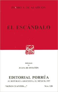 EL ESCANDALO