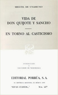 VIDA DE DON QUIJOTE Y SANCHO - EN TORNO AL...