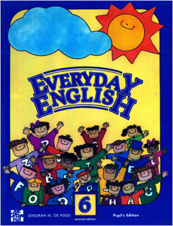EVERYDAY ENGLISH 6 PUPILS BOOK