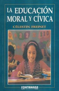 LA EDUCACION MORAL Y CIVICA
