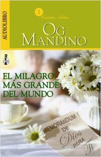 EL MILAGRO MAS GRANDE DEL MUNDO (AUDIOLIBRO)