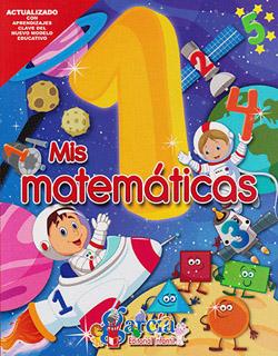 MIS MATEMATICAS PREESCOLAR 1