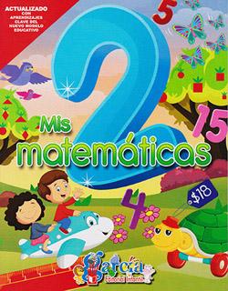 MIS MATEMATICAS PREESCOLAR 2