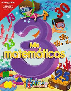 MIS MATEMATICAS PREESCOLAR 3